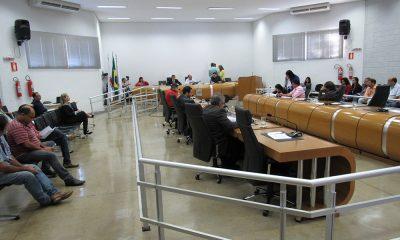 Cinco Projetos são aprovados em Reunião Ordinária