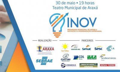 Empresários de Araxá vão contar com Programa Municipal de Inovação e Modernização