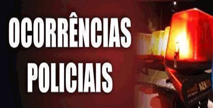 Ocorrências policiais de Araxá e região dias 08, 09 e 10 de dezembro