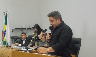 Robson Magela apresenta projeto que autoriza a Prefeitura a limpar terrenos particulares e cobrar o serviço dos proprietários