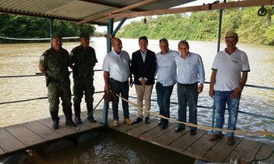 Estado anuncia parceria para criação de organização exclusiva para a Pesca Esportiva em Minas Gerais