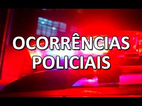 Ocorrências policiais de Araxá e região dias 17, 18 e 19 de novembro