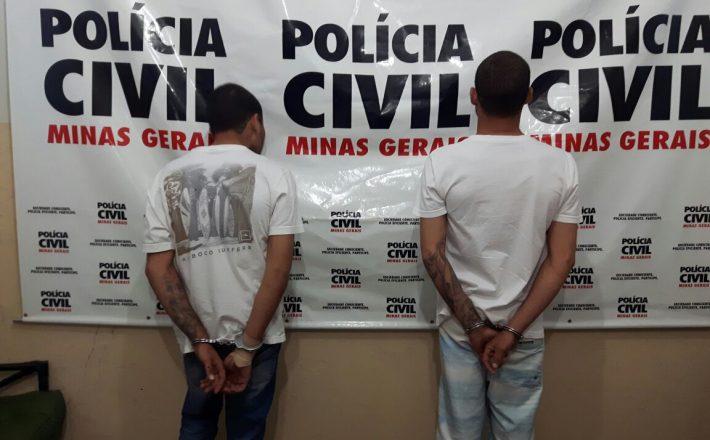Polícia Civil recupera mais de R$ 350.000,00 reais em aparelhos furtados de empresas, na zona rural de Conquista/MG