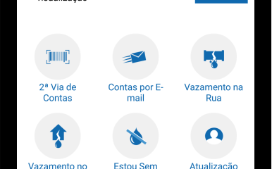 Lançado o aplicativo Copasa Digital para smartphones e tablets