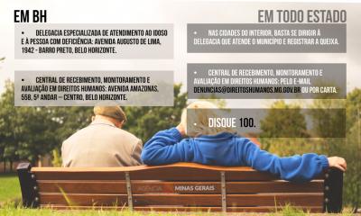 Governo de Minas Gerais amplia ações voltadas para idosos