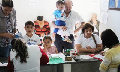 Vacinação contra gripe é retomada para crianças e gestantes
