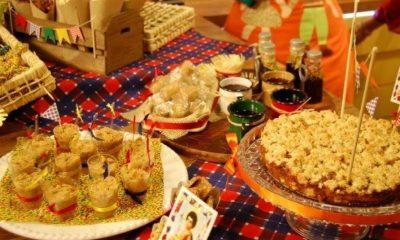 Nutricionista afirma que é possível curtir festa junina sem sabotar a dieta