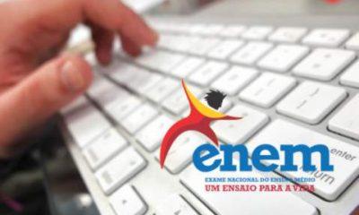 Candidatos têm até domingo para pedir isenção de taxa de inscrição do Enem