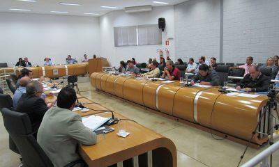 Seis Vereadores usam a tribuna em Reunião Ordinária da Câmara Municipal de Araxá