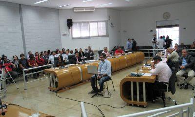 Cinco Projetos são aprovados na terceira Reunião Ordinária do mês de julho