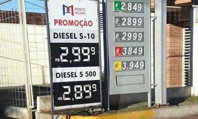 Em dois dias, gasolina sobe 10,3% e etanol, 16,7%, constata Procon