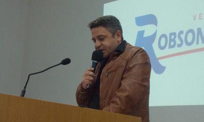 Robson Magela pede que Prefeitura de Araxá ajude a Fada