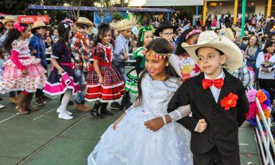 Colégio Dom Bosco realiza Festa Junina da Solidariedade