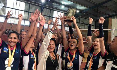 Araxá faz dois campeões no JEMG em etapa regional
