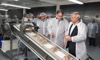 Bosco e Pimentel visitam Fábrica da Bem Brasil em Perdizes