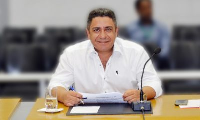 Instituto Tiradentes aponta Robson Magela como o vereador mais atuante de Araxá
