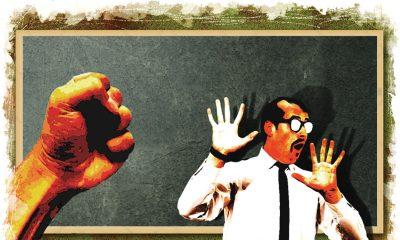 Lei prevê medidas para conter violência contra professores
