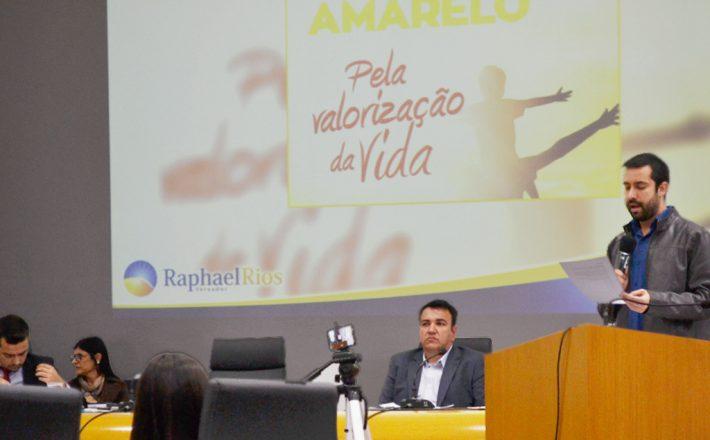 Com 67 suicídios nos últimos anos em Araxá, Raphael Rios propõe legislação para prevenir novos casos