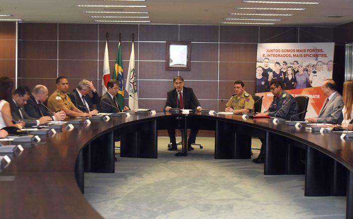Minas Gerais fecha semestre com queda de 8% nos roubos e 4% nos homicídios