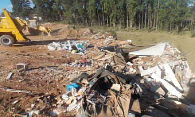 Robson Magela cobra providências da Prefeitura de Araxá sobre o lixão existente no Distrito Industrial
