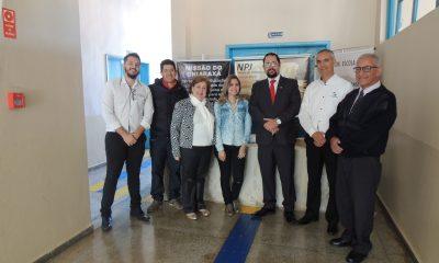 Parceria entre UNIARAXÁ e Editora Saraiva beneficia alunos do Curso de Direito