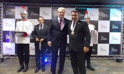 Robson Magela recebe Medalha Tiradentes – Colar Ouro em Belo Horizonte