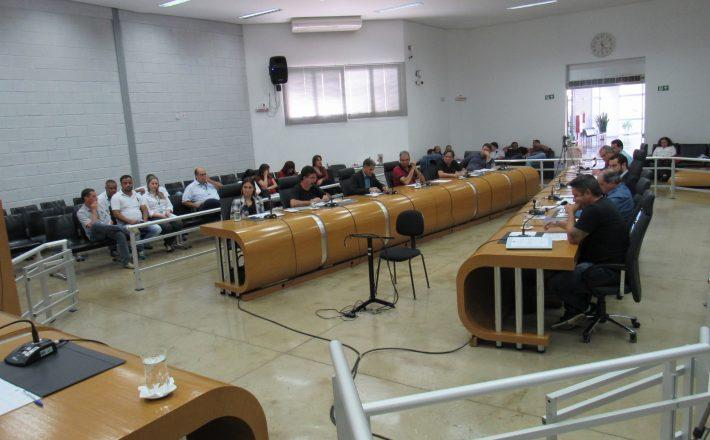 Vereadores comentam Saúde, Segurança Pública e Meio Ambiente em Reunião Ordinária