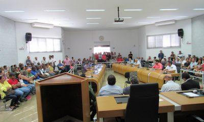 Fórum Comunitário discute Parcelamento de Solo Rural para fins de chacreamento