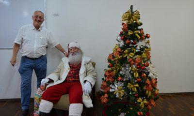 Acia lança campanha de natal com apoio de empresários araxaenses