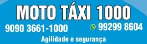 Moto Táxi 1000