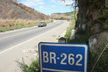 Duplicação da BR-262 pode ficar ainda mais distante