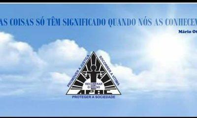 EDITAL DE CONTRATAÇÃO DE FUNCIONÁRIOS APAC – ARAXÁ 003/2017