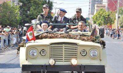 Araxaenses demonstram amor à pátria com desfile de 7 de setembro