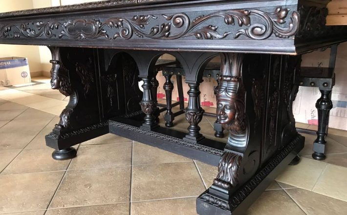 Museu Dona Beja receberá mobiliário histórico da primeira presidente de honra