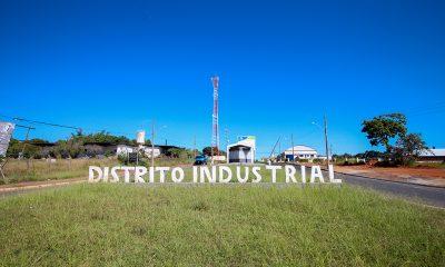 Distrito Industrial recebe novas empresas e investimentos devem gerar até 200 empregos