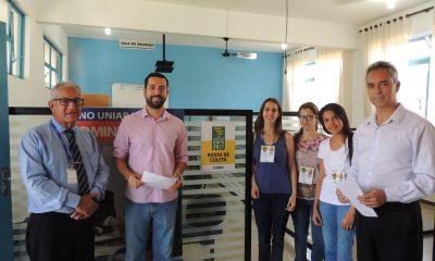 UNIARAXÁ apoia Censo Agropecuário e cede estrutura para trabalho do IBGE