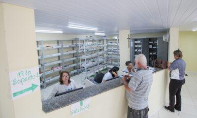 Investimento de mais de R$ 1,5 milhão em compra de medicamentos