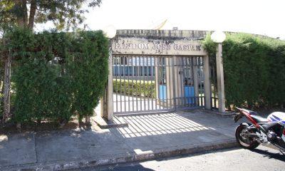 Prédio da Escola Estadual Dom José Gaspar será revitalizado