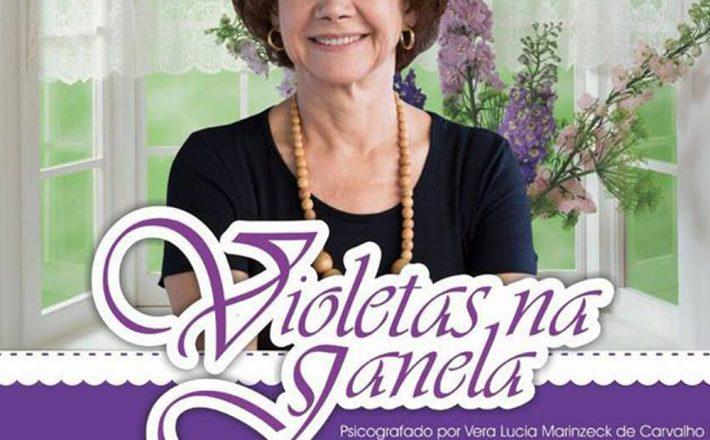 """Estrelado por Ana Rosa, espetáculo espírita """"Violetas na Janela"""" desembarca em Araxá e Uberaba na próxima semana"""