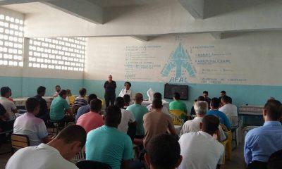 Apac Araxá se destaca por trabalho de assistência aos condenados