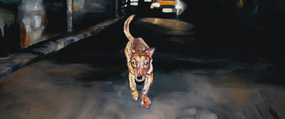 Resto humano   Rastro Animal na Galeria de Arte Copasa