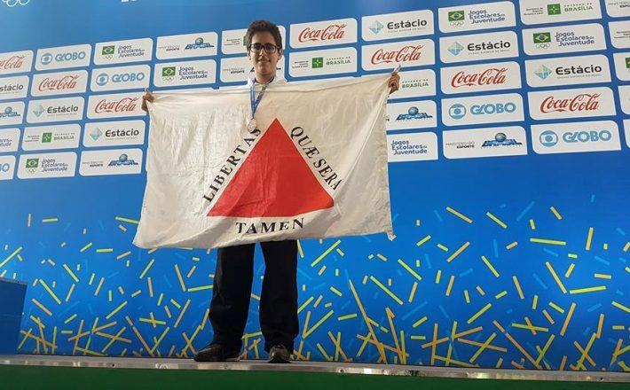 Araxaense conquista medalha de bronze em brasileiro sub-17 de xadrez