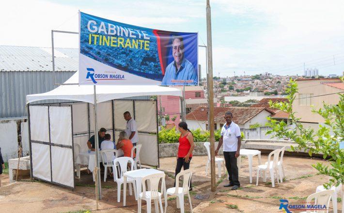 Bairro Alvorada recebe Gabinete Itinerante