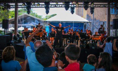 No terceiro dia, Fliaraxá reúne gastronomia, teatro, música e literatura