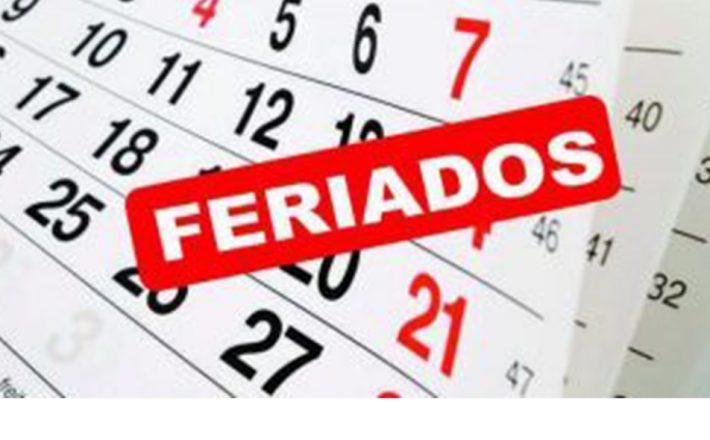 Em 2018, Minas Gerais terá 10 feriados prolongados