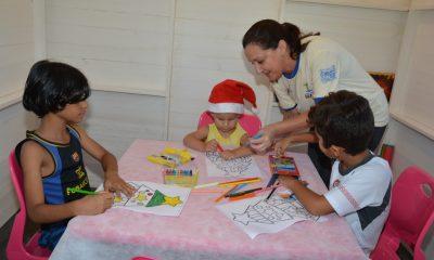 Oficinas do FESTNATAL com núcleos de convivência promovem a inclusão social
