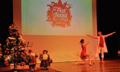 FESTNATAL ARAXÁ começa hoje, veja a programação completa