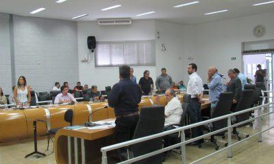 Reunião Extraordinária para votação da LOA e do PPA acontece no dia 8 de Dezembro