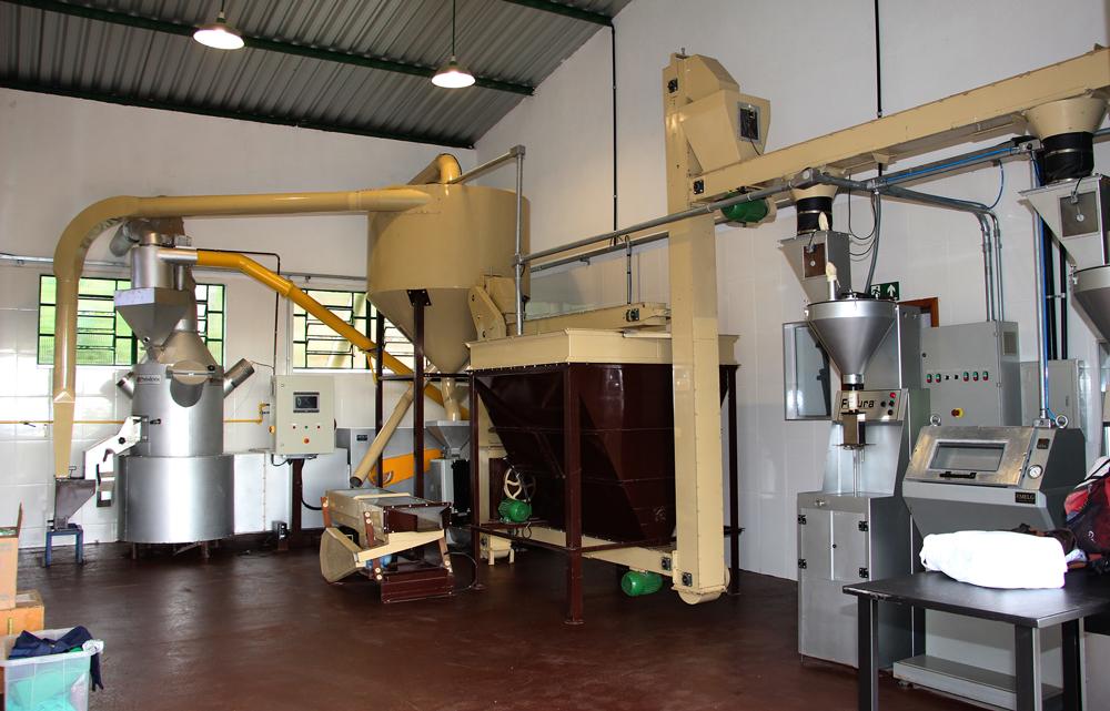 Minas Gerais ganha a primeira Unidade de Torrefação e Processamento de café