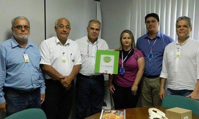 Sindicomércio e Sesc homenageiam diretor da Bem Brasil